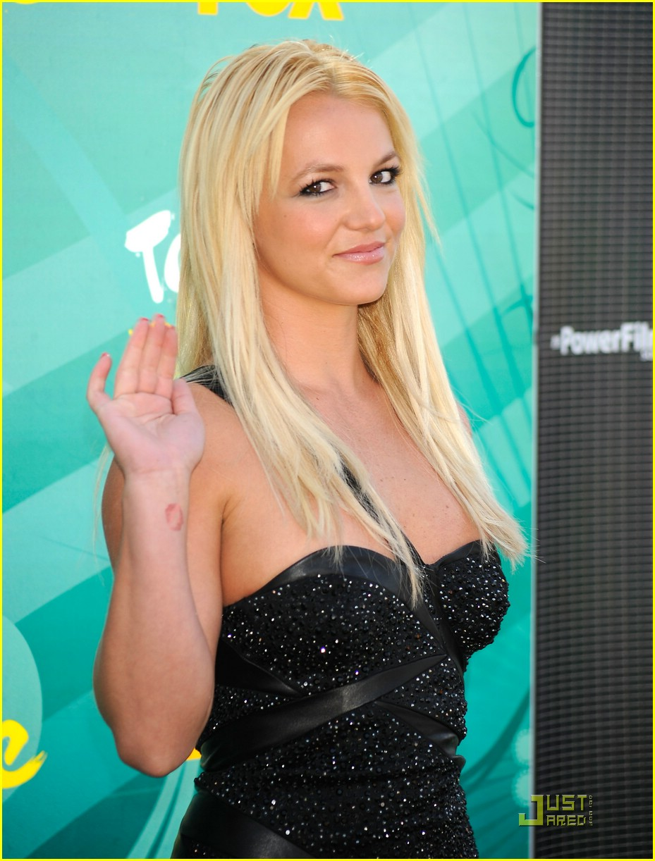 britney spears tca awards 04