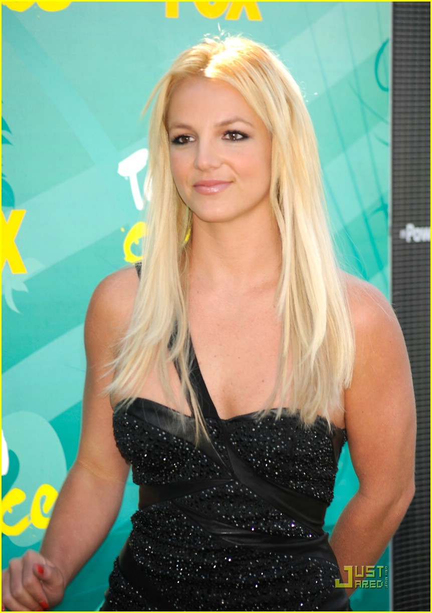 britney spears tca awards 08