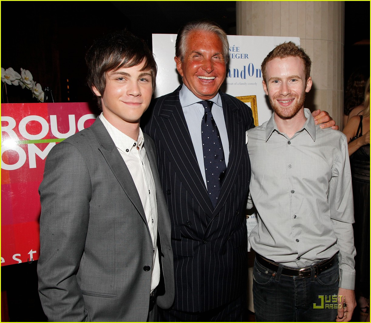 logan lerman my one and only premiere 15