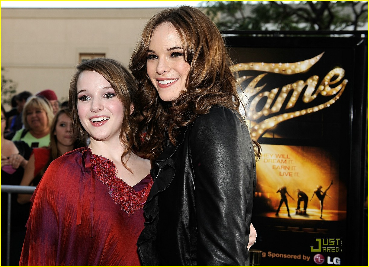 danielle panabaker fame premiere 11