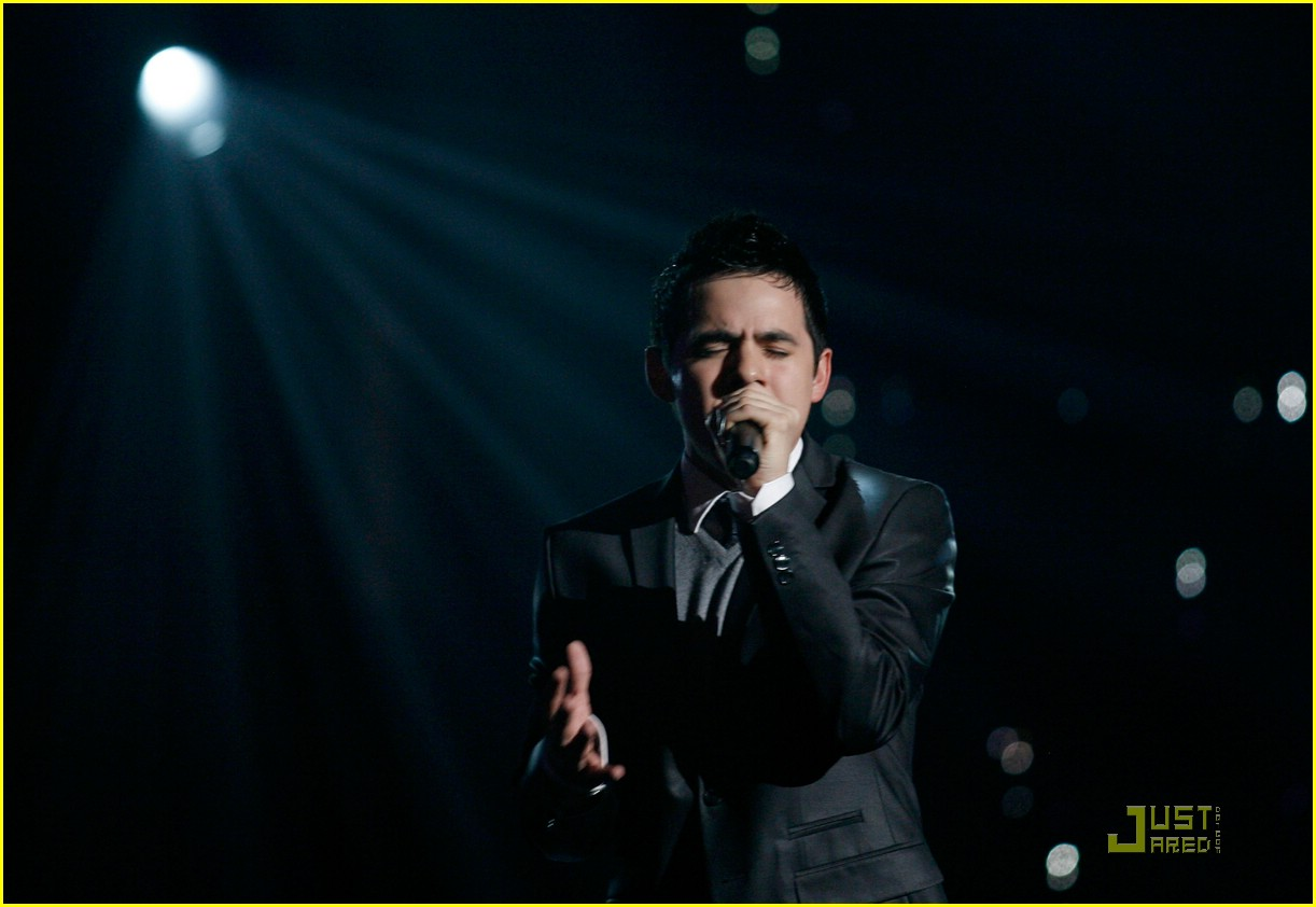 david archuleta alma awards 09