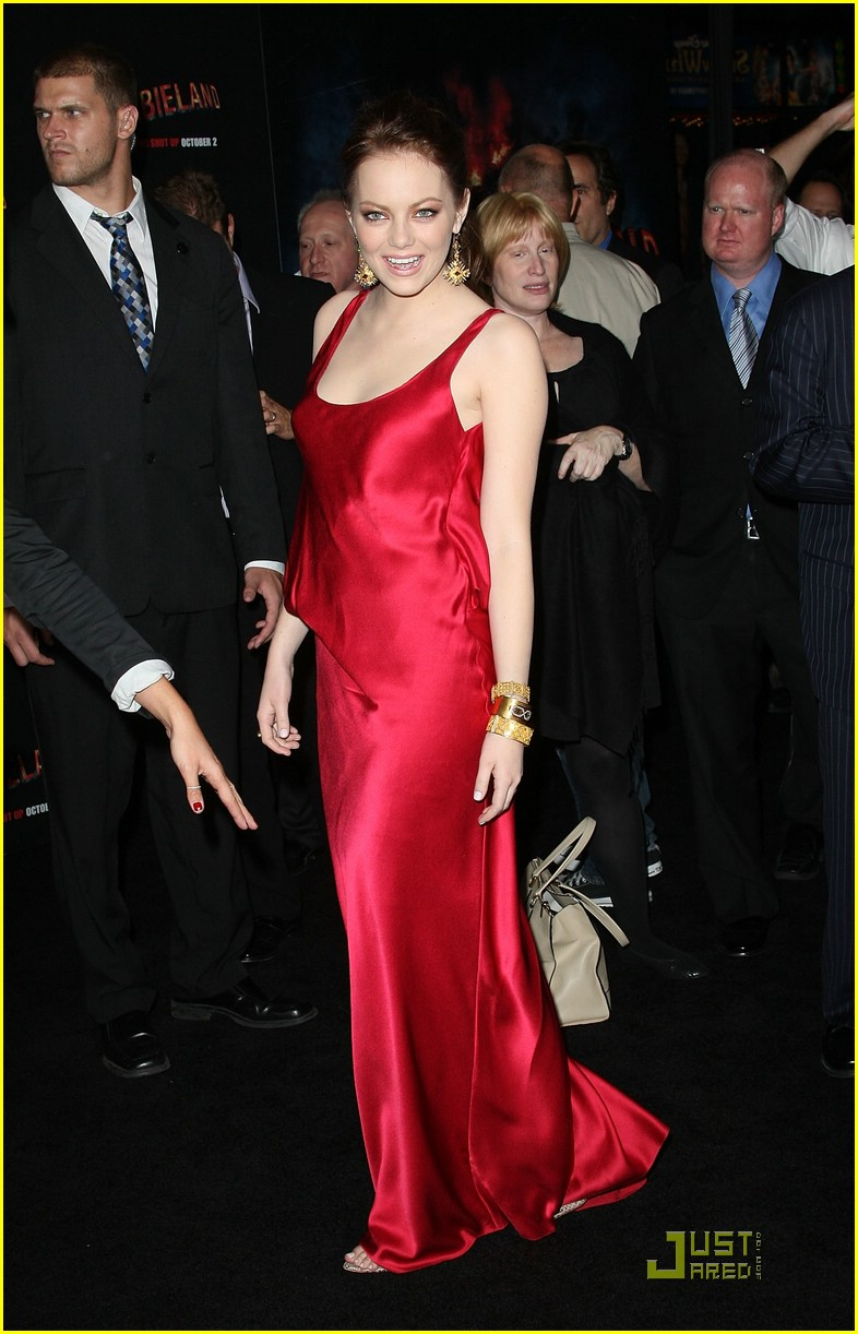 emma stone ruby red hot 10