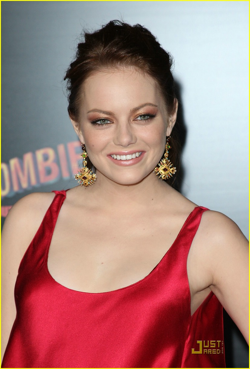 emma stone ruby red hot 25