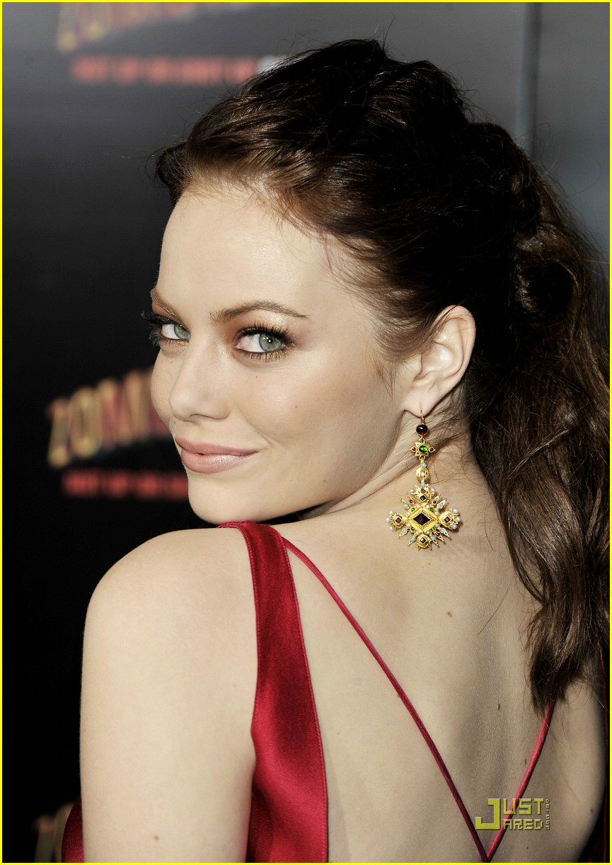 emma stone ruby red hot 28