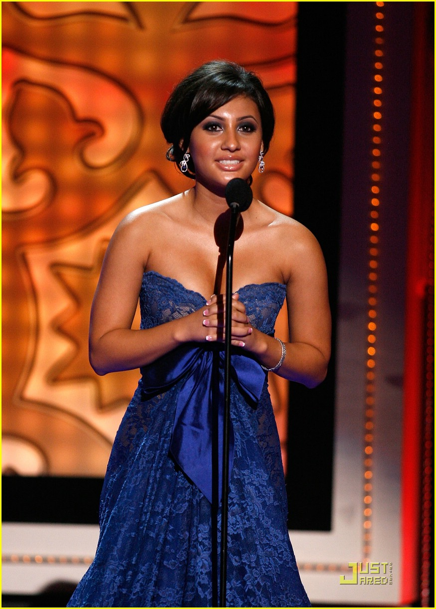francia raisa alma awards 08