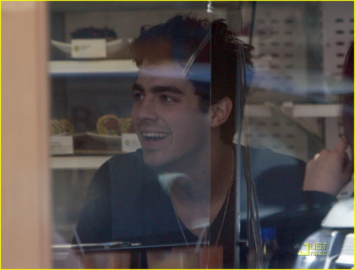 joe jonas yogurt yummy 12