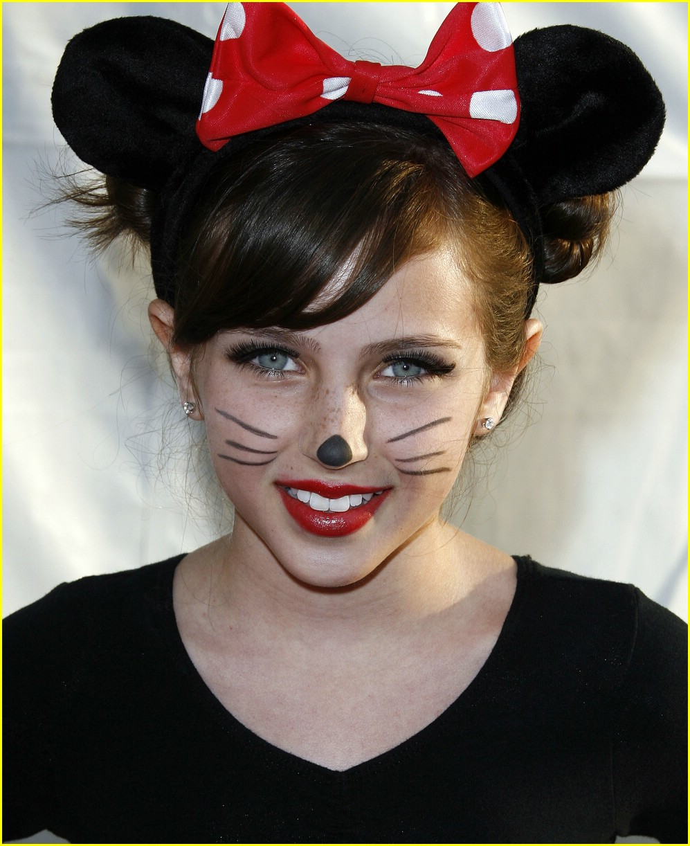ryan newman minnie mouse 04