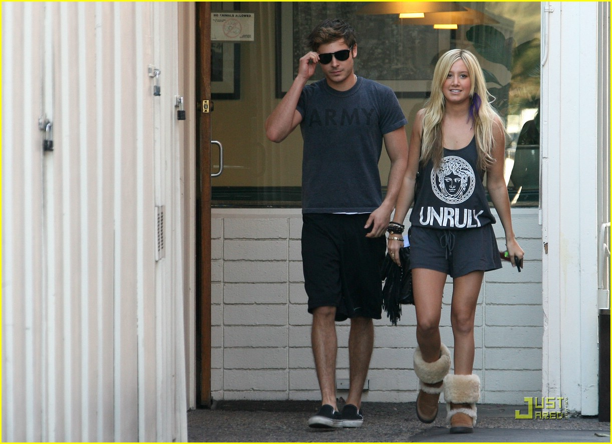 zac efron ashley tisdale patys 14