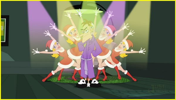 phineas ferb christmas vacation special 10