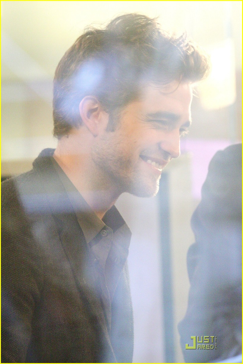 robert pattinson today show 01