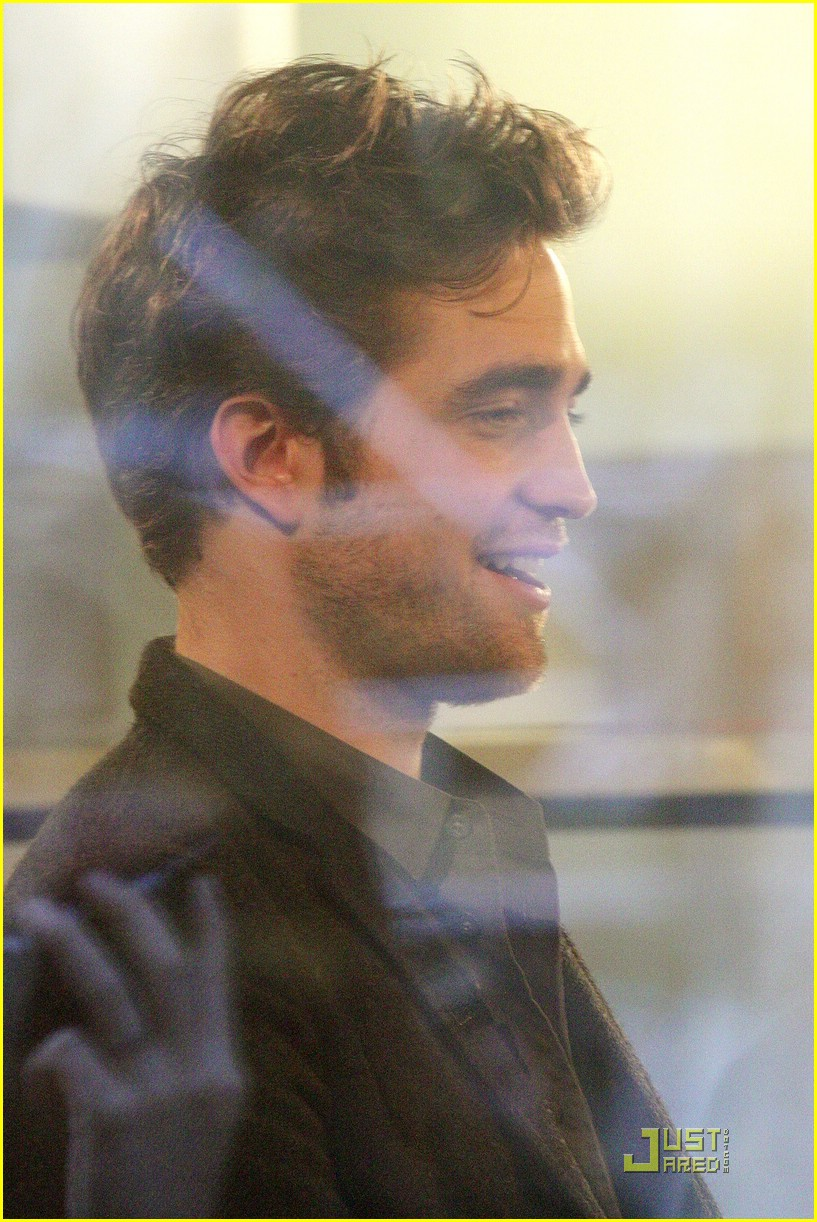 robert pattinson today show 20