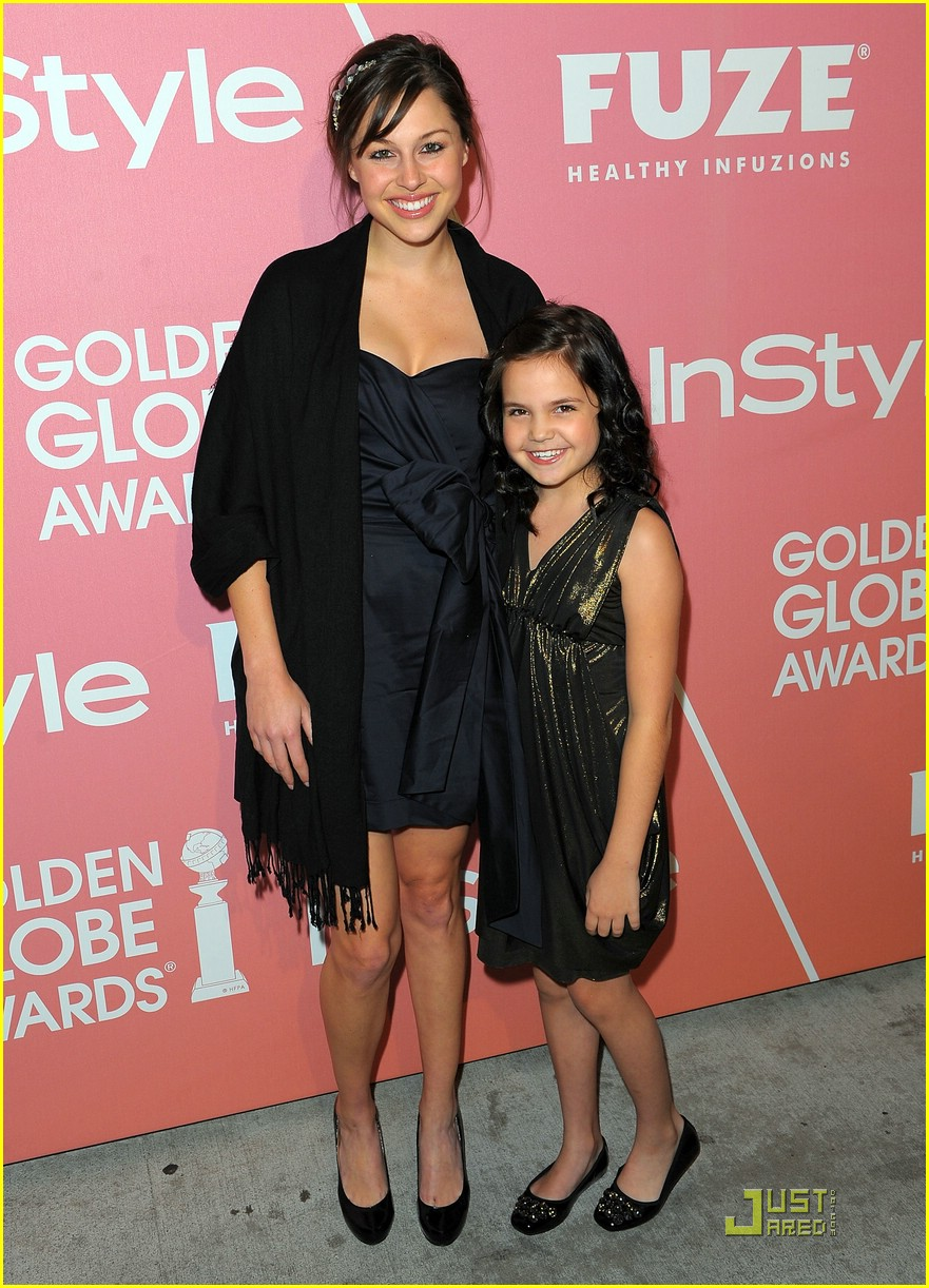 bailee madison globe gal 08