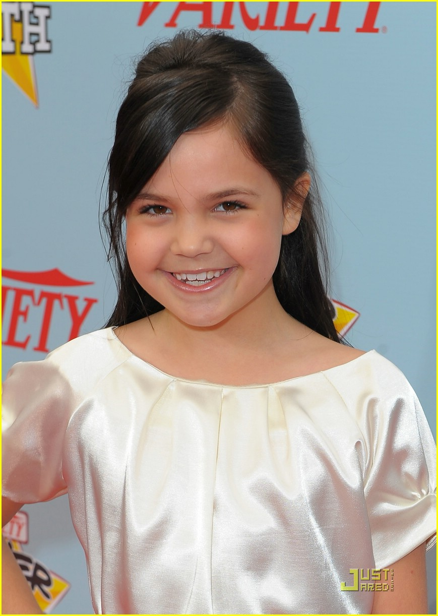 bailee madison power of youth 09