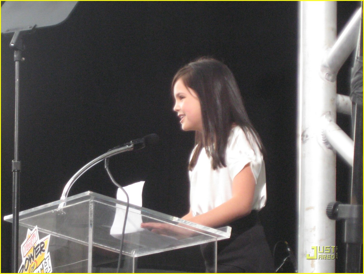 bailee madison power of youth 12