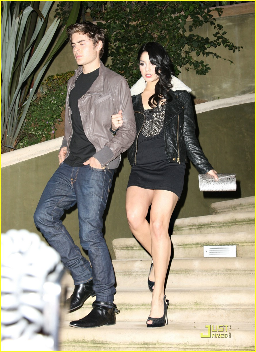 zac efron vanessa hudgens surprise party 04