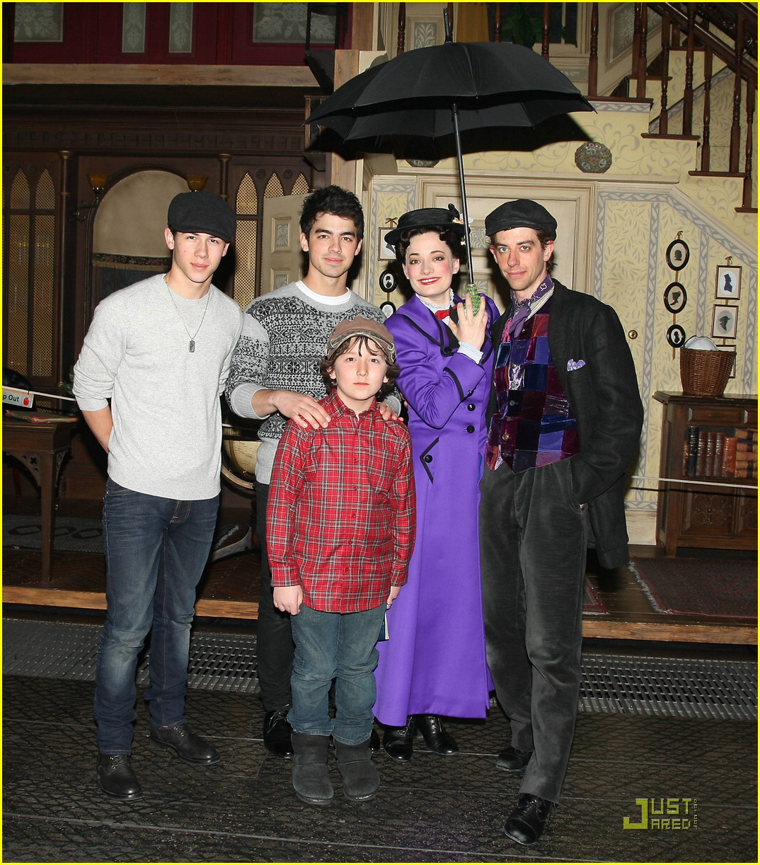 jonas brothers mary poppins 02