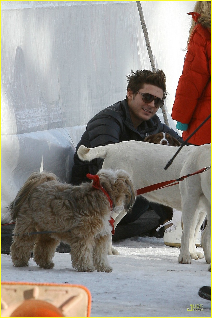 zac efron dog lover 19