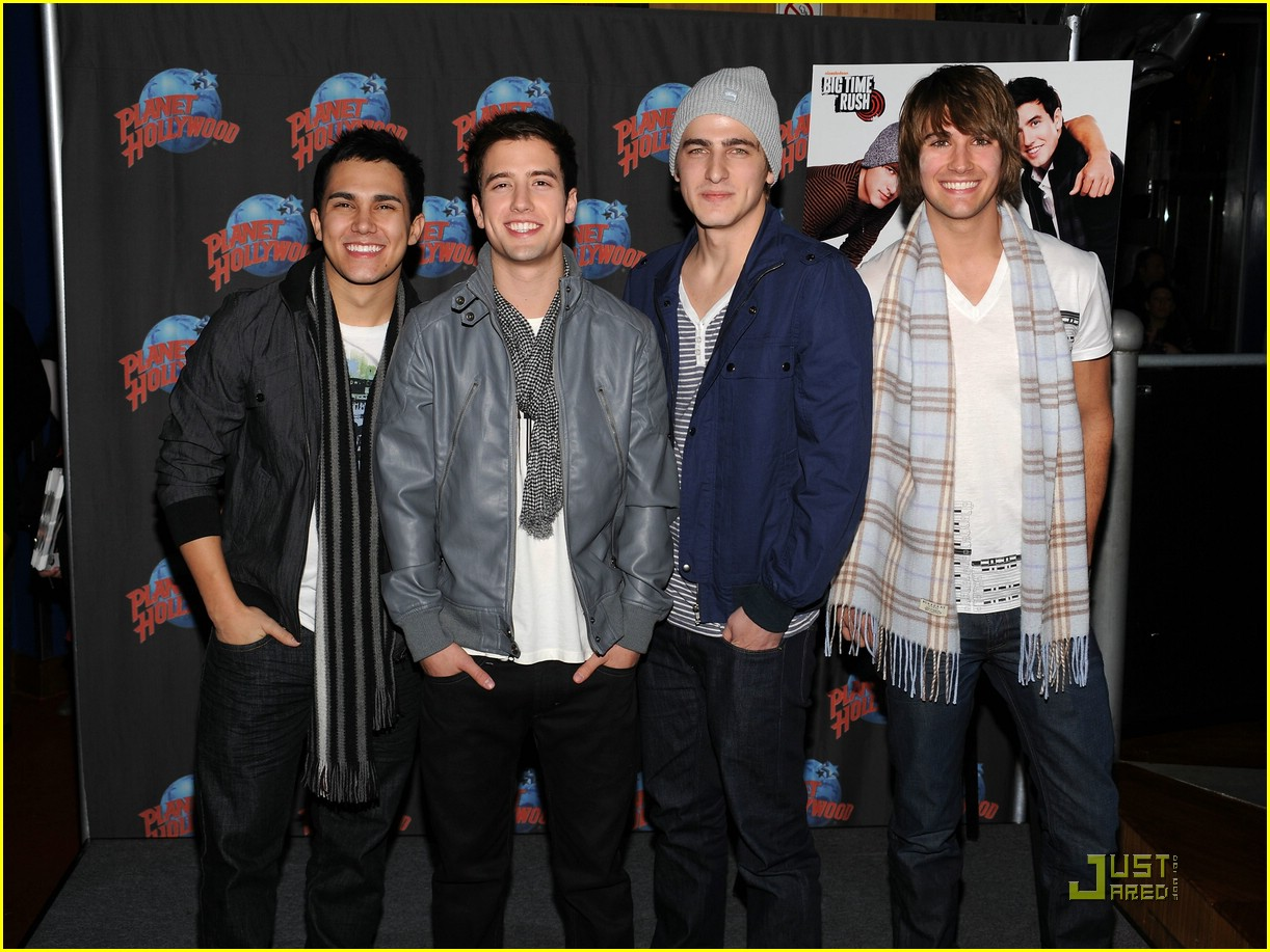big time rush peace planet 42