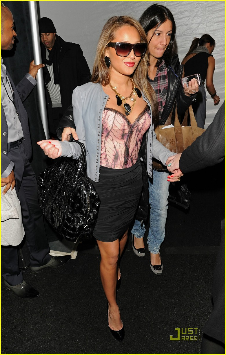 adrienne bailon fashion week 02