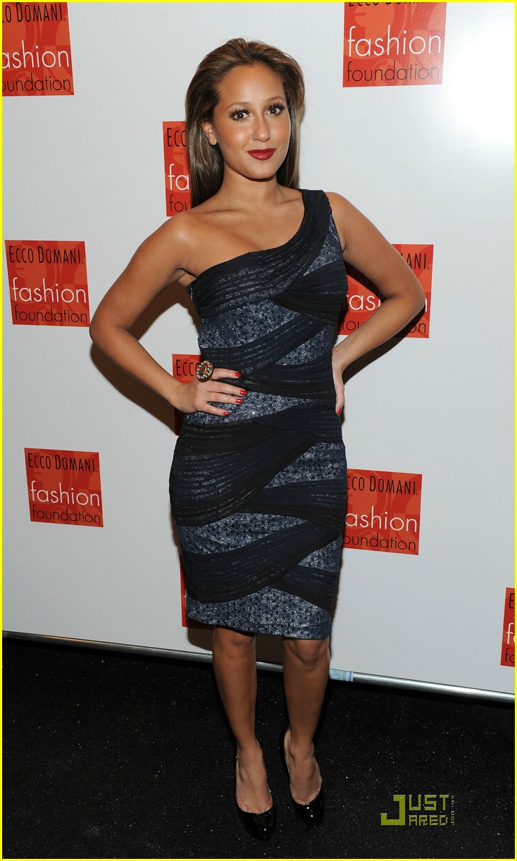 adrienne bailon fashion week 18