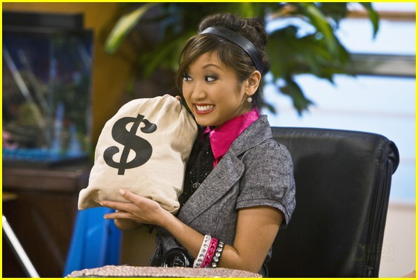 brenda song show money 01