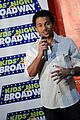 Corbin-kidsday corbin bleu kids day broadway 31