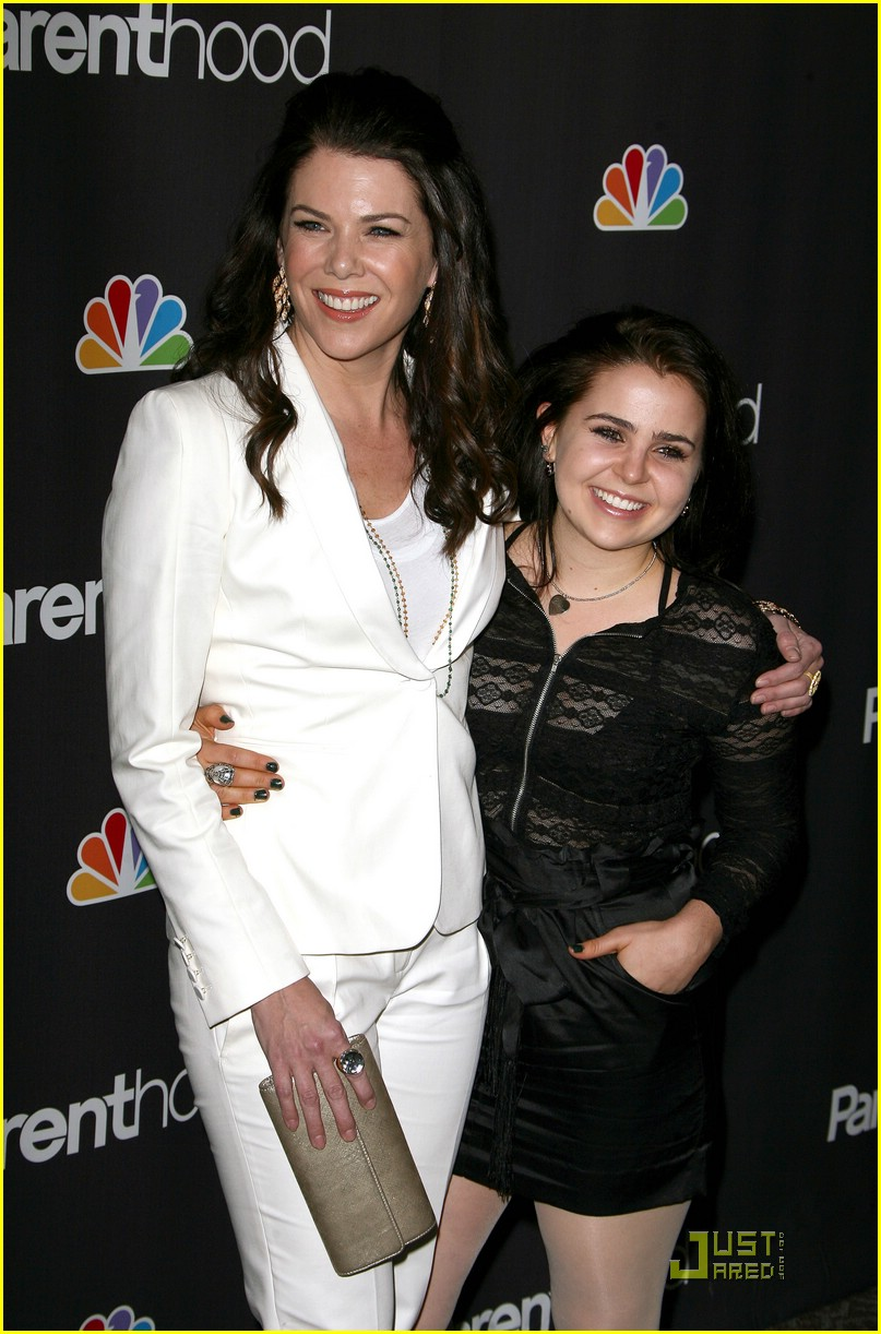 mae whitman parenthood premiere 10