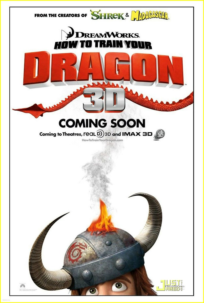 how to train your dragon posters 02