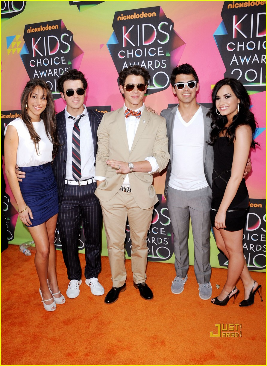 jonas brothers kids choice awards 2010 03