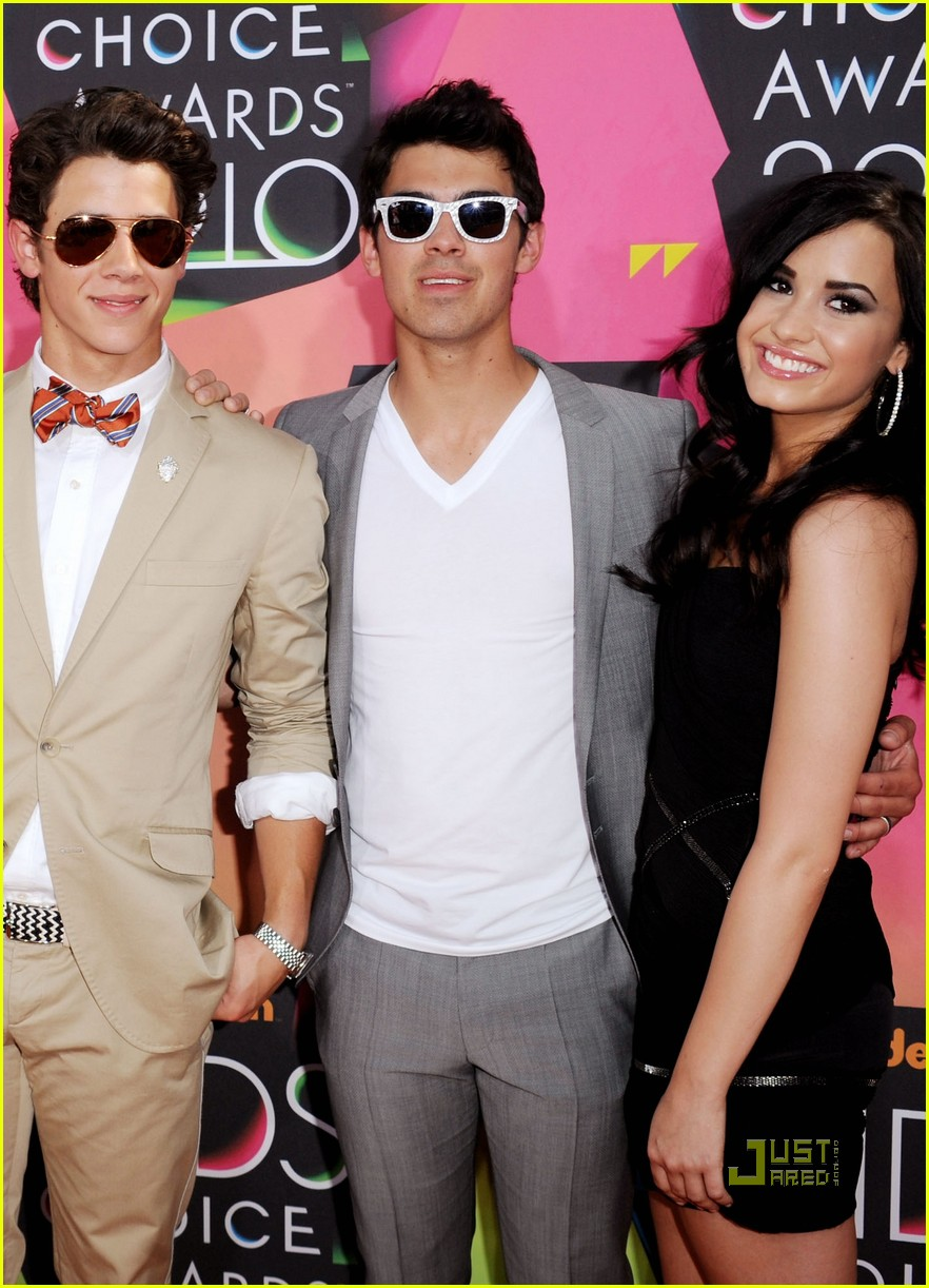 jonas brothers kids choice awards 2010 05