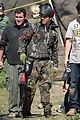 Jonas-paintball joe jonas david henrie paintball 03