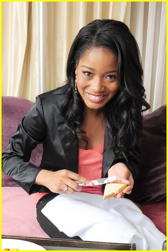 keke palmer secret chat 12
