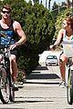 Liammiley-biking miley cyrus liam hemsworth biking 02