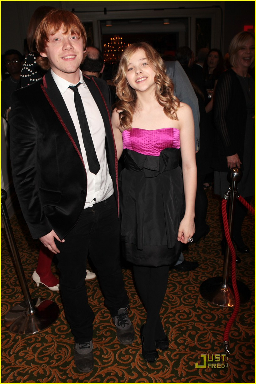 rupert grint chloe moretz empire awards 13