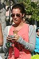 Ashley-tisdale-icecream ashley tisdale michalka malibu icecream 11