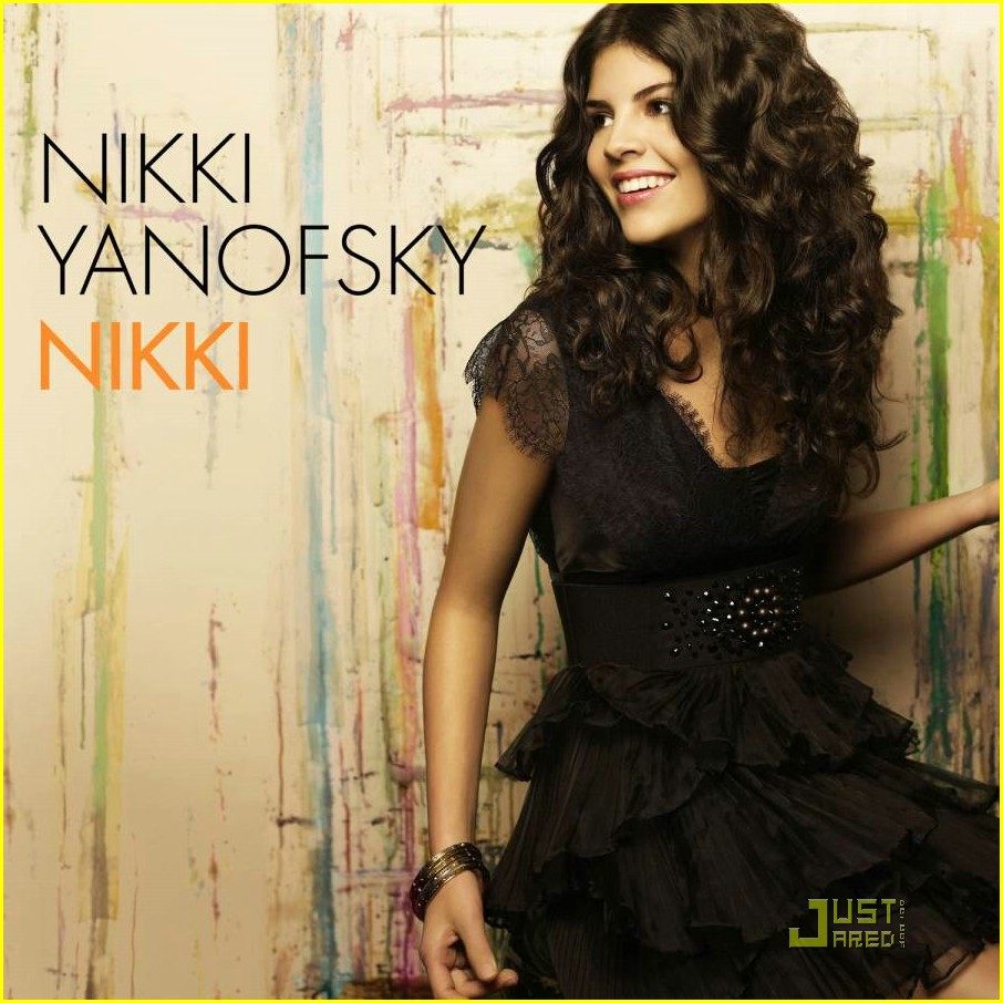 nikki yanofsky debut album 01