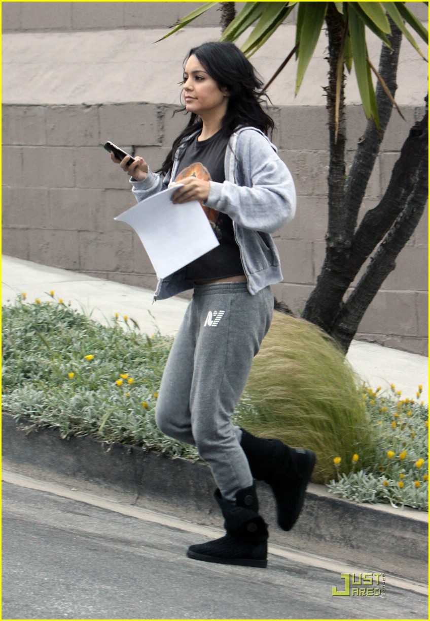 vanessa hudgens studio stepping 13