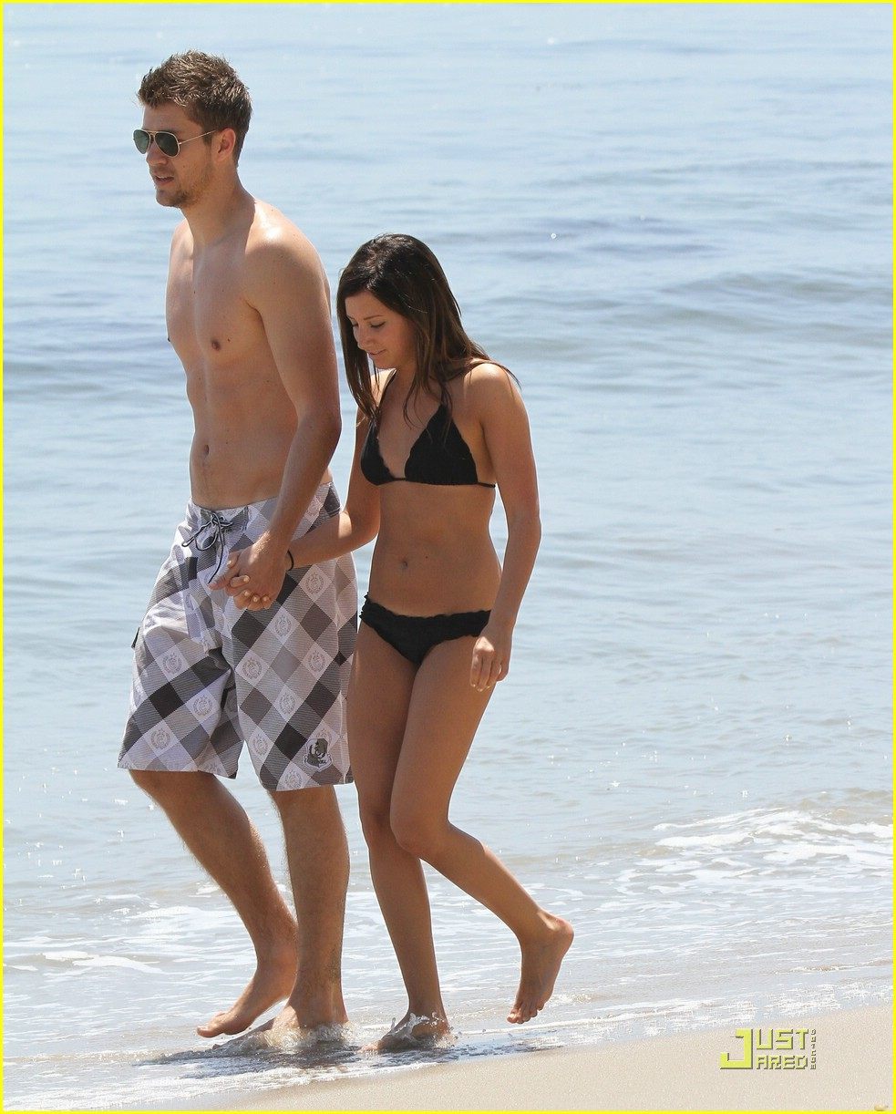 ashley tisdale scott speer beach bums 09
