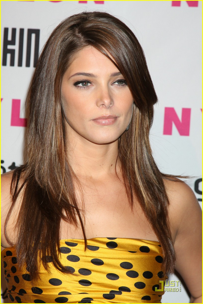 ashley greene nylon party 13