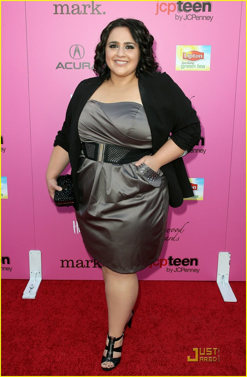 nikki blonsky huge upfronts 20