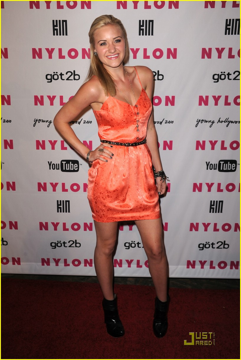 nylon party best dressed 12