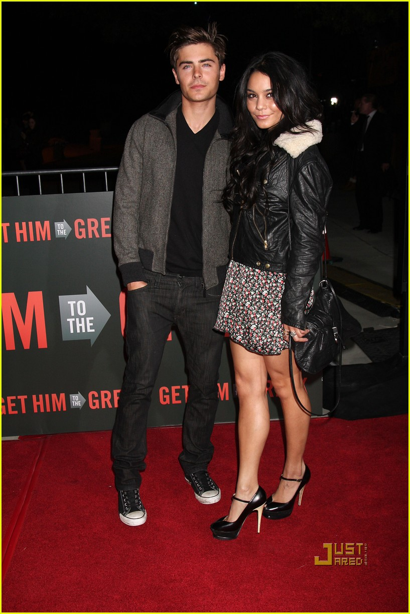 zac efron vanessa hudgens get him to the greek 30