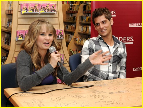 debby ryan borders jean luc 06