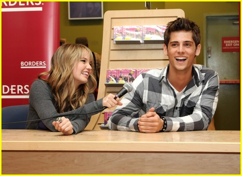 debby ryan borders jean luc 17