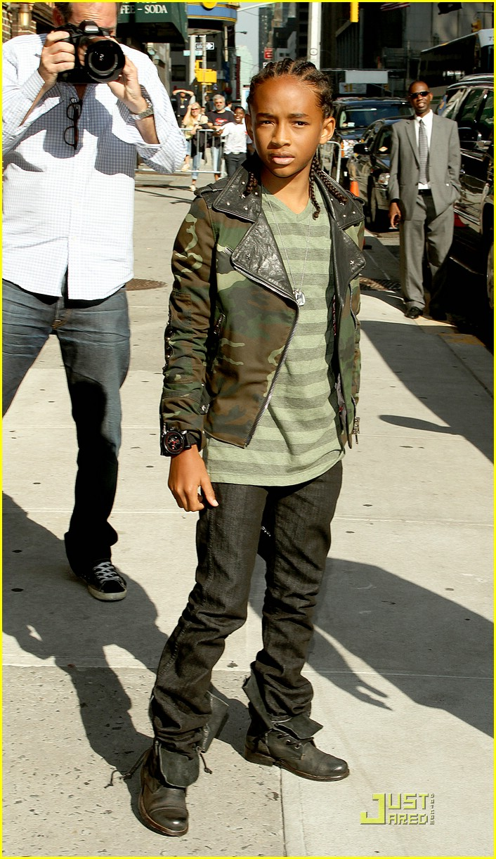 jaden smith letterman 08