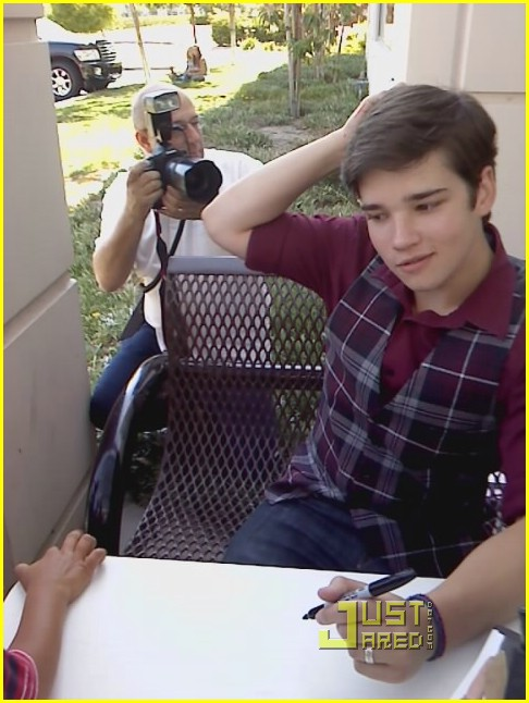 nathan kress doug brochu well done 25