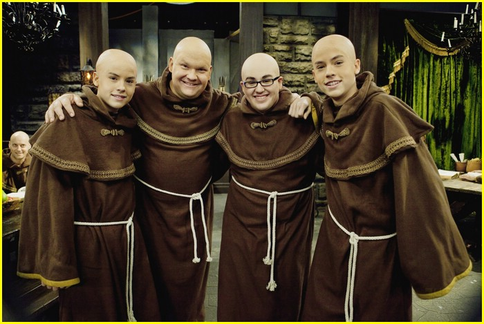 sprouse twins monks 02