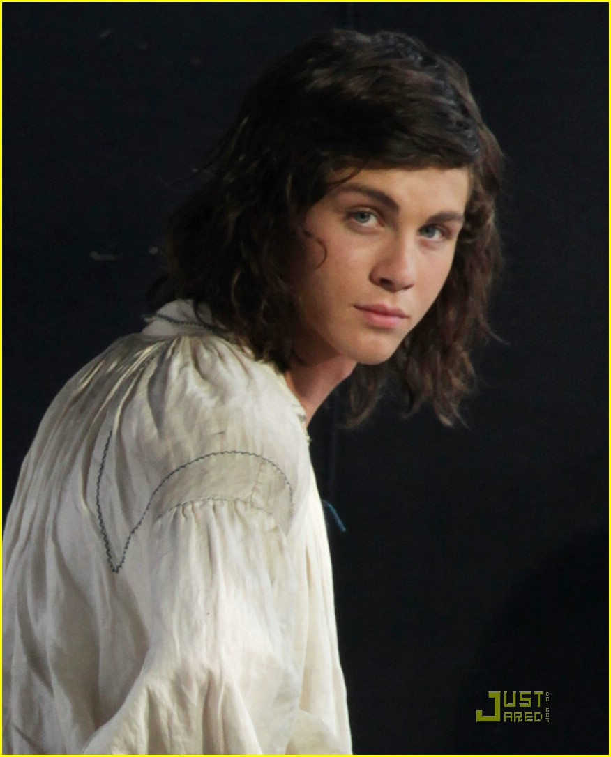logan lerman musketeers first look 05