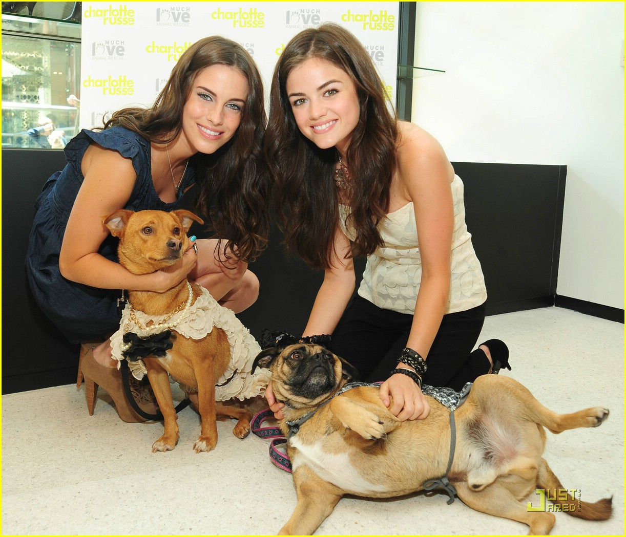 lucy hale cuddles snuggles 04