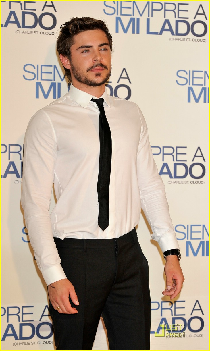 zac efron charlie madrid 23